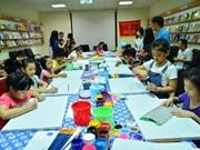 Entregan en Hanoi premios de concurso destinado a promover bellas artes entre niños