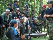 Filipinas intensifica operaciones contra Abu Sayyaf