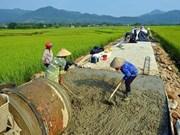 Dien Bien acelera construcción de áreas rurales de estilo nuevo