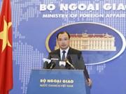 Vietnam se opone a la celebración de China de llamada recuperación de islas