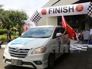Caravana de promoción turística ASEAN-China finaliza su viaje en Yakarta