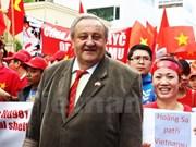 Marcel Winter, reelegido como presidente de Asociación República Checa-Vietnam