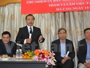 Vietnam presta especial atención a ciudadanos residentes en Macau