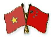 Ciudades de Vietnam y China impulsan cooperación