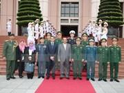 Vietnam y Malasia amplían cooperación en defensa