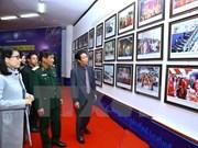 Inauguran exhibición sobre logros de integración internacional de Vietnam