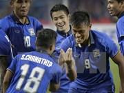 Tailandia gana el quinto título de la Copa regional de fútbol
