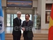 Vietnam fortalece cooperación con Interpol contra crímenes transnacionales