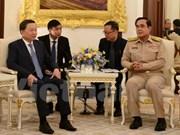 Vietnam y Tailandia refuerzan lazos en seguridad pública