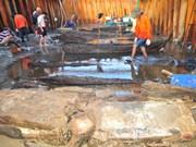 Vietnam y desafíos en preservación de antigüedades en el mar