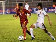 Inauguran torneo internacional de fútbol sub-21 en Vietnam