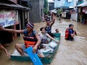 Filipinas: Evacúan a más de 23 mil personas por intensas lluvias