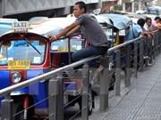 Pesimistas perspectivas sobre economía de población tailandesa