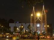 Felicitan a comunidad católica y protestante en Vietnam por Navidad