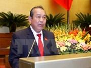 Vicepremier vietnamita pide más atención a la capacitación de futuros dirigentes
