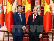 Destaca prensa camboyana visita a Vietnam de Hun Sen