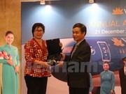 Alentadores resultados de negocio de Vietnam Airlines en Indonesia