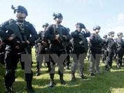Indonesia intensa vigilancia policial en sitios públicos para una Navidad segura
