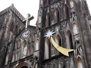 Felicitaciones a comunidades cristianas vietnamitas por Navidad