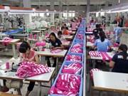 Inician construcción de fábrica de confecciones en provincia de Vietnam