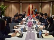 Cancillerías de Vietnam y China robustecen coordinación