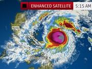 Filipinas se prepara ante la llegada del potente tifón Nock-Ten