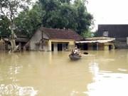 Khanh Hoa asiste a pobladores afectados por inundaciones