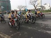 Itinerario en bicicleta por proteger reserva natural en ciudad central de Vietnam