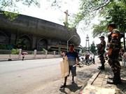 Filipinas: Decenas de heridos en explosión cerca de iglesia en la Nochebuena