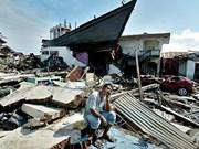 Indonesios recuerdan desastre de tsunami en Aceh