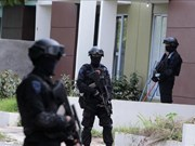 Elimina Indonesia a dos sospechosos de terrorismo