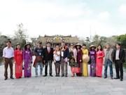 Complejo de Patrimonios de Hue recibe 2,5 millones de turistas este año