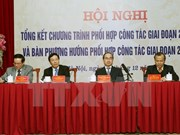 Instan a políticas para llamar a apoyo de vietnamitas en exterior