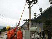 Conectan a provincia altiplánica de Vietnam a la red energética nacional