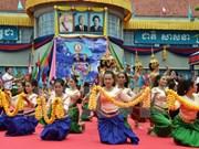 Efectúan en Camboya Festival Cultural ASEAN-China