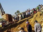 Al menos cuatro muertos en naufragio en Indonesia