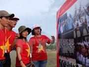 Exhiben muestras de soberanía vietnamita sobre Hoang Sa y Truong Sa