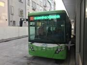 Pondrán en operación mañana primer sistema de autobús expreso de Vietnam