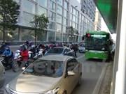 Entra en operación en Hanoi  autobús de transito rápido