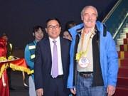 El primer turista en llegar a Hanoi es de Alemania