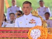 Nuevo rey tailandés llama a unidad nacional en su mensaje de nuevo año