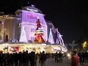 Vietnam cuenta atrás para Año Nuevo con países en el mundo