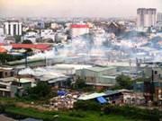 Ciudad Ho Chi Minh desplazará 10 mil plantas en zonas no planificadas