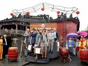 Quang Nam fija como meta atraer a más de cinco millones de turistas en 2017