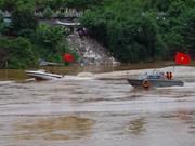 Localidades fronterizas de Vietnam y China realizan patrullaje conjunto