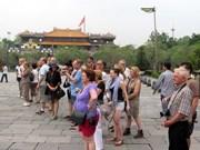Thua Thien – Hue recibe 200 turistas en primer día de 2017