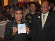 Opiniones contradictorias sobre elecciones generales en Tailandia