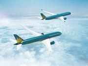 Vietnam Airlines establece nuevo récord de ganancia en 2016