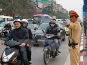 Despliegan Año de Seguridad Vial 2017 en Vietnam