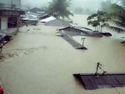 Malasia: Intensas lluvias afectan a miles de personas